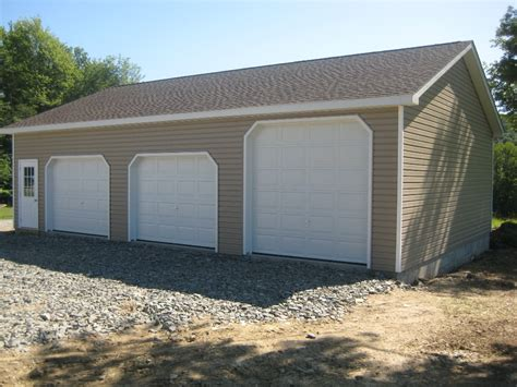 Garage Plans And Cost | 30x40 garage plans and prices the better garages 30 215 40