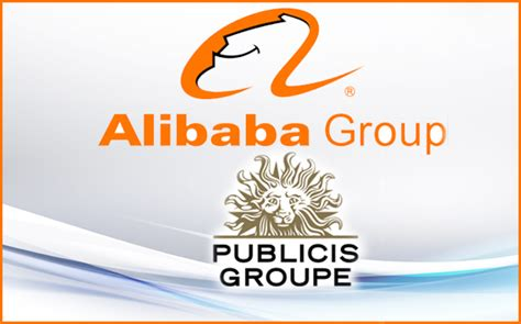 publicis groupe and alibaba partner to create a new
