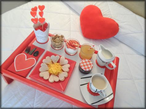 imagenes romanticas en la cama rom 225 ntico desayuno de san valent 237 n aires renovados