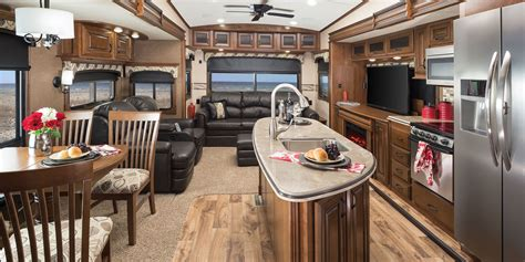 Big Country 5th Wheel Floor Plans by 2016 Luxury Fifth Wheel Camper Jayco Inc