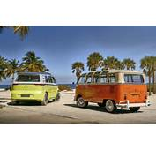 Wallpaper Wednesday Volkswagen ID Buzz Electric Van On