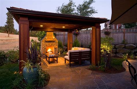 Backyard Structure Ideas Outdoor Structures Backyard Gazebos And Covered Landscape Landscape Structures Design And