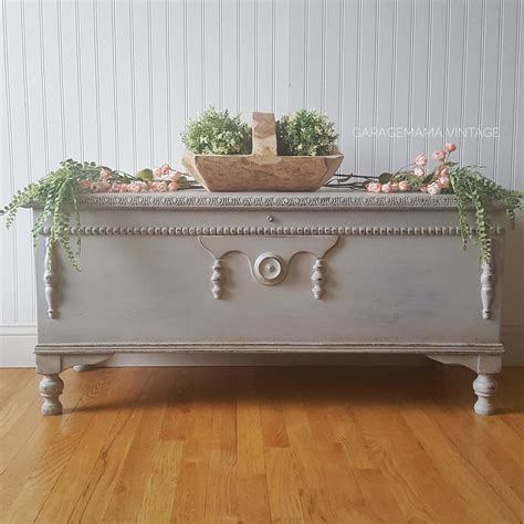hope chest decked  limestone chalk style paint general