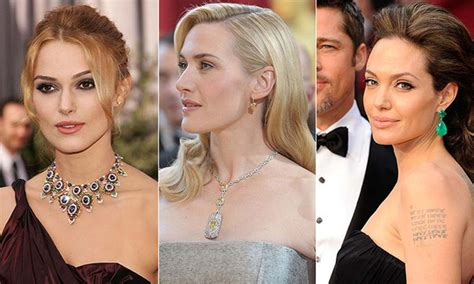 Whose Oscars Bracelet Bling Wowed You The Most by The Most Expensive Jewelry Worn To The Oscars
