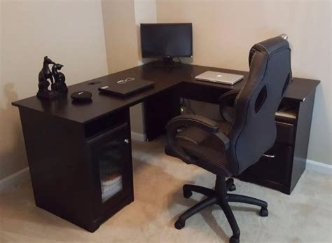 l shaped desk under 100 9 best budget corner office desks for pc gaming 2018