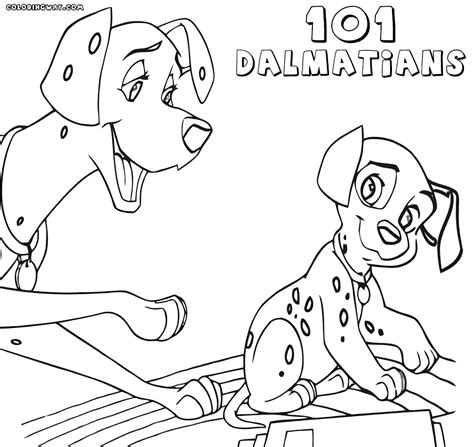 101 dalmatians coloring pages 101 dalmatians coloring pages coloring pages to