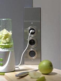 prise 駘ectrique cuisine pop up power ports for kitchen counter tops kitchen