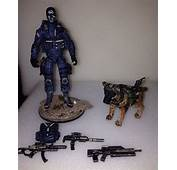 Custom Call Of Duty Ghosts Hesh And Riley Action Figures
