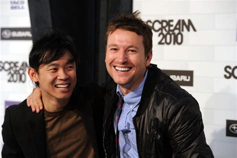 james wan and leigh whannell leigh whannell and james wan photos photos spike tv s