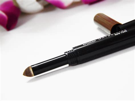 Maybelline Fashion Brown maybelline fashion brow duo shaper brown review