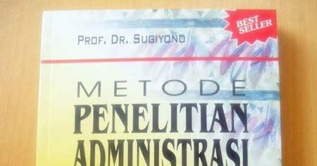 Statistik Untuk Penelitian Karangan Prof Dr Sugiyono bursabukubandung metode penelitian administrasi prof dr
