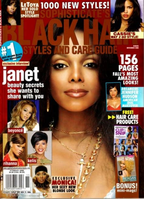 Black Hairstyles Magazine by Hairstyle Magazines Hairstyles Provenhair