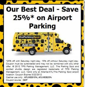 The Parking Spot Coupon The Parking Spot Coupon Release Date Price And Specs