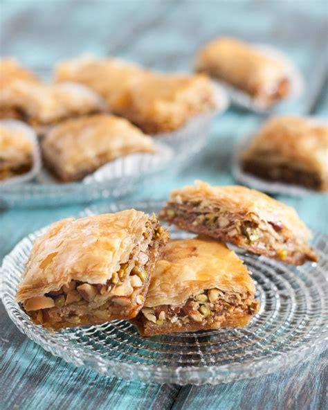 best baklava recipe pistachio baklava goodie godmother a recipe and