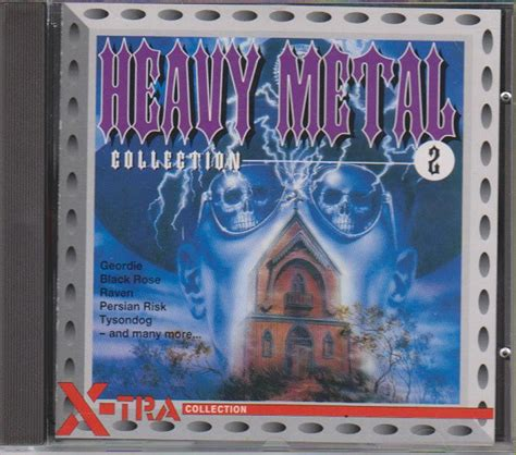 Collection Metal heavy metal collection 3 gt gt discology