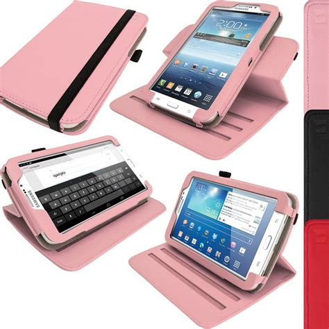 Samsung Tab 3 T210 pu leather stand cover for samsung galaxy tab 3 7 0 quot sm t210 p3200 p3210 ebay