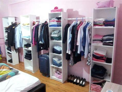 Begehbarer Kleiderschrank Bauen 2668 diy wardrobe room ideas in 2018