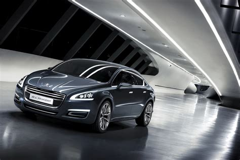 peugeot executive image gallery new peugeot 508