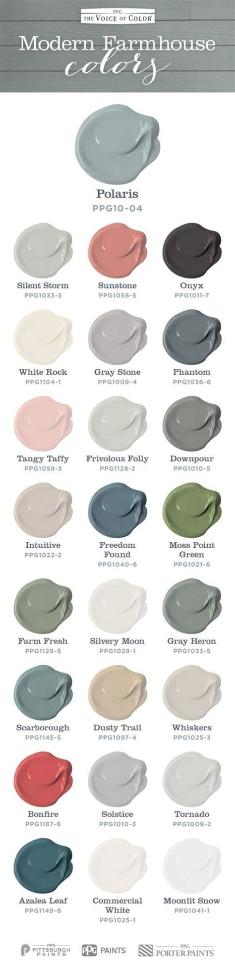 joanna gaines paint colors modern farmhouse colors from voice of color house colors