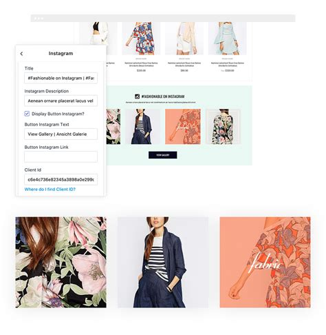 Shopify Themes Lookbook | fashionable responsive fashion shopify template