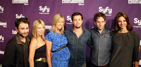 charlie day wedding photos rob mcelhenney and kaitlin olson wedding www pixshark