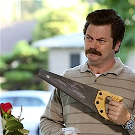 swanson woodworking the 20 best tv characters of 2012 tv lists paste