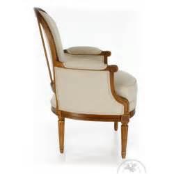 fauteuil berg 232 re louis xvi monceau saulaie