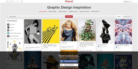 desain grafis inspirasi mencari inspirasi desain grafis di pinterest coreldraw