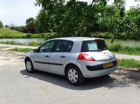 Renault Megane Dci 1 5 Renault Megane 1 5 Dci Authentique Photo 29134 Complete