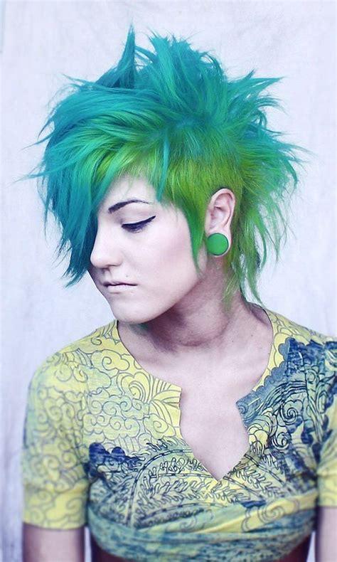 punk hairstyles color punk hairstyles color www pixshark com images