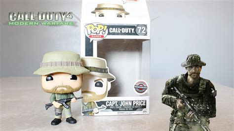 Funko Call Of Duty Spaceland 11855 captain price call of duty funko pop figure unboxing