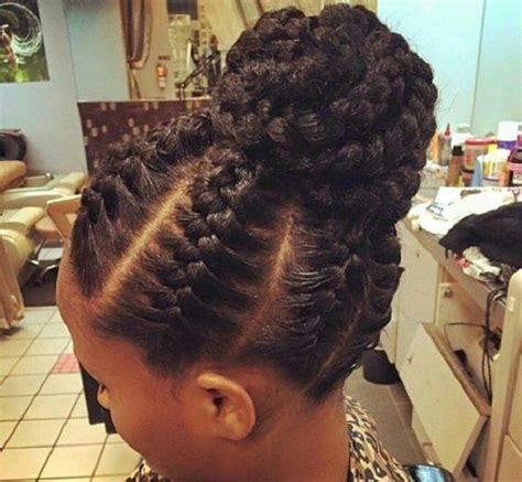 plaited hair styleson black hair 17 best ideas about black braided hairstyles on pinterest
