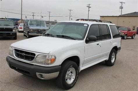 how cars run 2001 ford explorer engine control purchase used 2001 ford explorer 4x4 runs and drives no reserve aucti in wichita kansas united