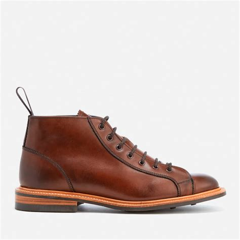 free monkey boots knutsford by tricker s men s leather monkey boots
