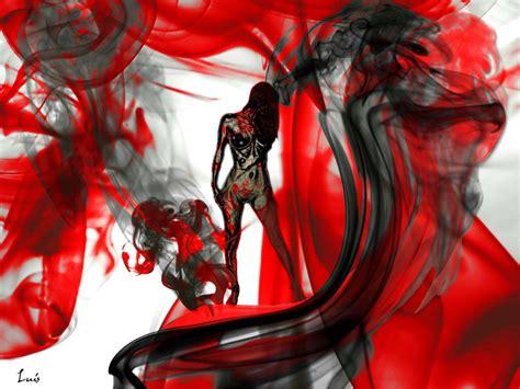 imagenes blanco y negro rojo todo en rojo taringa