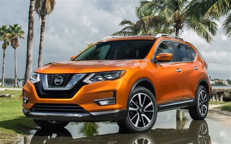 2017 nissan rogue 2017 nissan rogue msrp announced