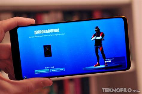 Samsung Galaxy S10 Fortnite by C 243 Mo Conseguir La Skin Ik 211 Nico De Fortnite Samsung Galaxy S10