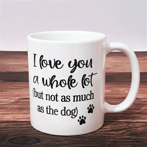 mug design for lovers personalised mug for dog lovers by the best of me designs