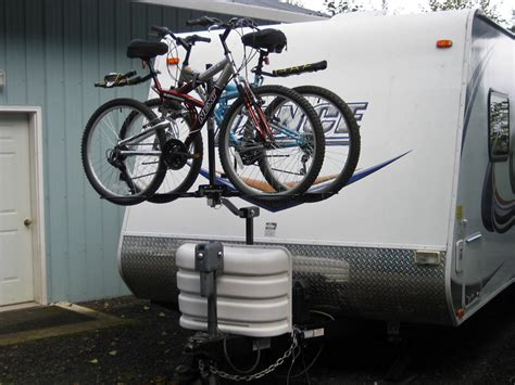 Cing Trailer Bike Rack by How To Find The Best Rv Bike Rack For You