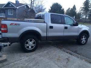Used Ford F150 Fx4 For Sale 2004 Ford F 150 Fx4 For Sale On Craigslist Used Cars For