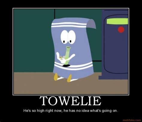 Towelie Meme - mskie anybody wanna get high towelie south park memes