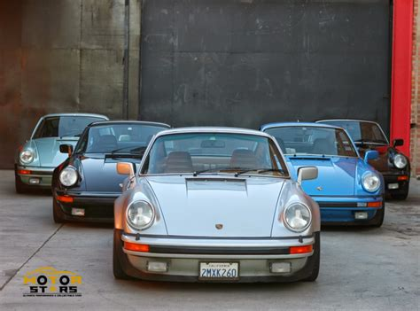 magnus walker porsche collection magnus walker porsche 911 930 collection motorstars