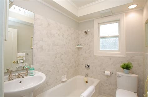 bathroom ideas gray shade marble bathtub wall surround bathrooms seamless glass shower marble tiles surround