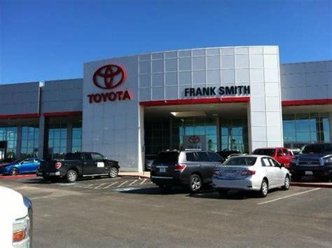 Frank Smith Toyota Pharr Tx Toyota Of Pharr Pharr Tx 78577 6515 Car Dealership And