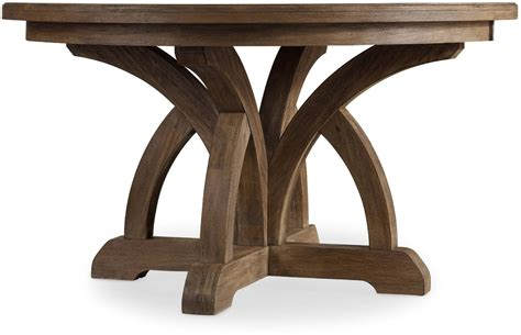 corsica light wood extendable dining table from