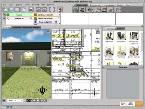 home design 3d windows 7 3d home design by livecad 3 1 download instalki pl