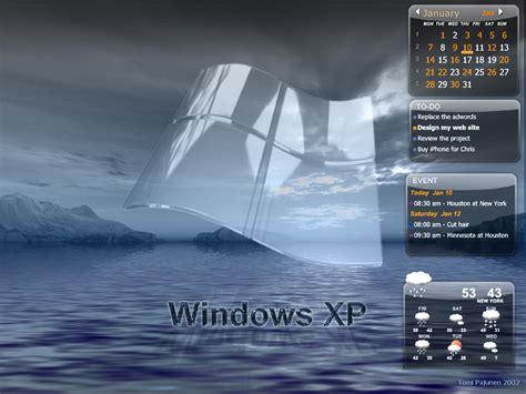 Desktop Calendar Windows 7 Desktop Icalendar Screenshot Page