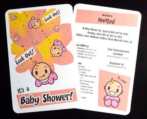 Baby Shower Work by Casey Bishop Work Other Stuff