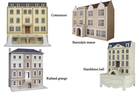 hambleton hall dolls house medium dolls houses wooden dolls houses dolls house furniture uk barbara s