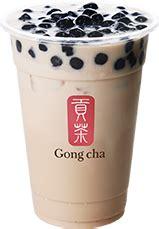 gong cha singapore premium bubble tea  taiwan gong